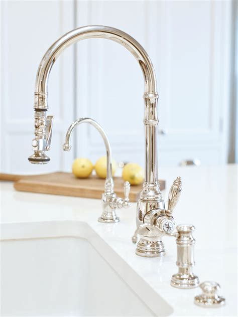 made kitchen faucets waterstone high end luxury kitchen faucets made in the usa