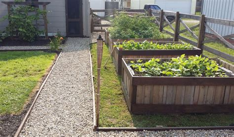 Build A Garden by 13 Easiest Ways To Build A Raised Vegetable Bed In Your