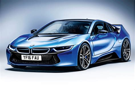 Hardcore Bmw I8 Under Consideration