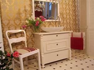 Badmöbel Vintage Style : antike landhaus badm bel ~ Michelbontemps.com Haus und Dekorationen
