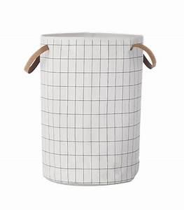 Panier A Linge Design : panier linge design grid laundry basket ferm living ~ Teatrodelosmanantiales.com Idées de Décoration