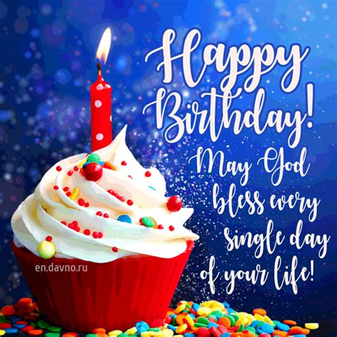 beautiful animated cupcake candle birthday image pictures