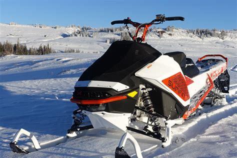 Ski-Doo 850 Hood