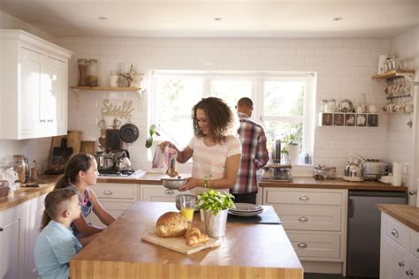 Affordable Family Kitchen Ideas  Stone International
