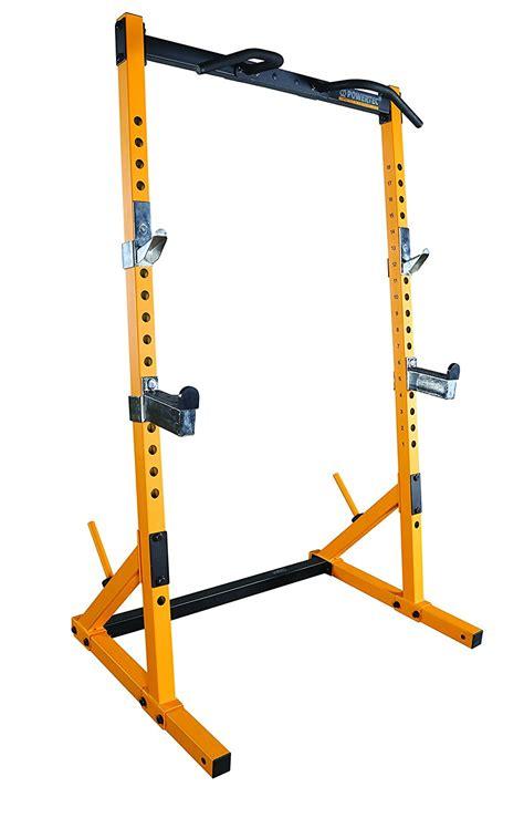 rack half workbench powertec yellow fitness weight chin gorilla gym bar wb hr16 amazon cheap incredibody sports equipment deals