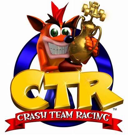 Ctr Crash Racing Team Promo Mobygames 1999