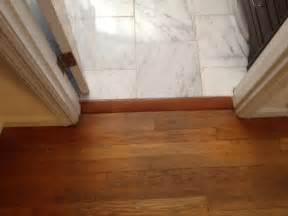 hardwood floor marble threshold 3 photos floor design ideas