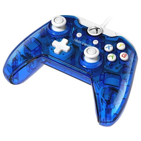 rock candy blueberry boom wired xbox  controller games