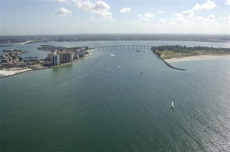 Boat Slips For Rent Clearwater Fl by Clearwater Pass Inlet In Clearwater Fl United States