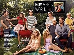 PHOTOS Boy Meets World reunion, real-life wedding details ...