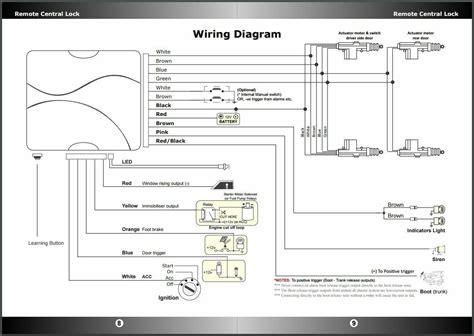 Vito Central Locking Wiring Diagram by High Spec Central Lock Locking Kit Remote Keyless