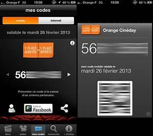 Code Erreur Orange : orange cin day gestion de passbook et des codes 2d ~ Medecine-chirurgie-esthetiques.com Avis de Voitures
