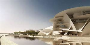 Upcoming state-of-the-art Qatar National Museum inspired ...