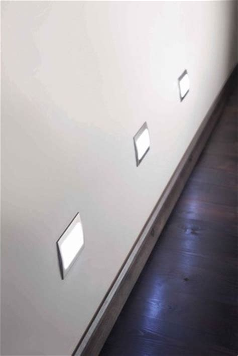 tekno recessed wall mount by blauet modern recessed