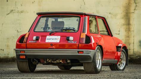 Renault 5 Turbo For Sale Usa by Wyj艱tkowe Renault R5 Turbo 2 Evo Na Sprzeda蠑 Namasce