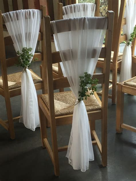 best 25 wedding chair sashes ideas only on