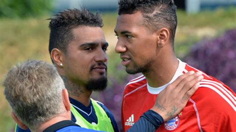 K.P Boateng dreams of ending his career with Jerome at ...