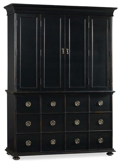 black transitional armoire wardrobe closet black wardrobe