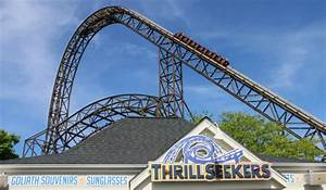 Roller Coaster Rides and More at Six Flags Great America