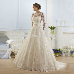 aliexpresscom buy 2016 hot sale beautiful lace wedding With where to find wedding dresses