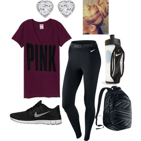 Cute and sporty outfits for school - Google Search   Gym Related   Pinterest   Sporty outfits ...