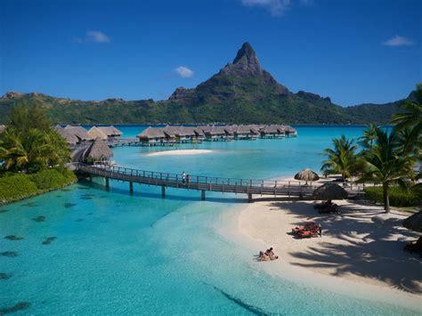 Resort Intercontinental Bora Bora Thalasso, French