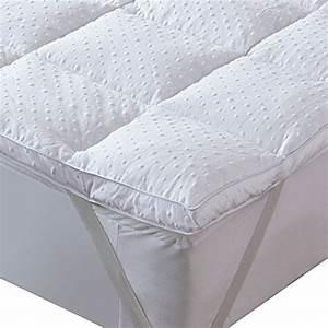 Bettlaken Topper 180x200 : bedecor mikrofaser matratzenauflage unterbett matratzen ~ Lateststills.com Haus und Dekorationen