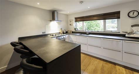 Kitchen Worktops by Photographs Of Slate Kitchen Worktops Work Surfaces Sink