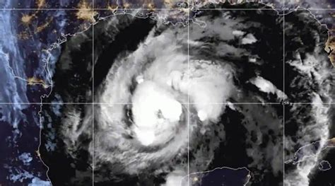 A cyclone or area of low pressure in the tropics with spiralling winds of between 39 and. Tropical Storm Eta ties record; expected to become ...
