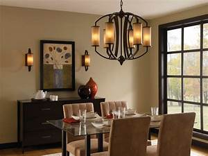 Murray Feiss F2564/6PCN Logan Pecan 6 Light Chandelier