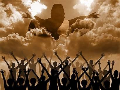 Coming Christ Jesus Second Satan Restrainer Loose