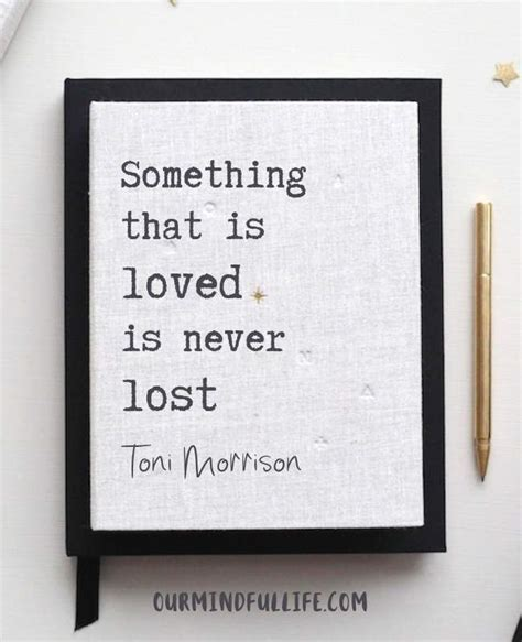 inspirational toni morrison quotes  guide
