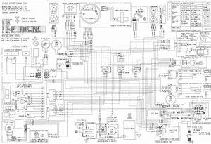 2004 Polaris Sportsman 400 Wiring Diagram