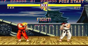 All Times Favorite Game Street Fighter 2 - Games - TechMynd