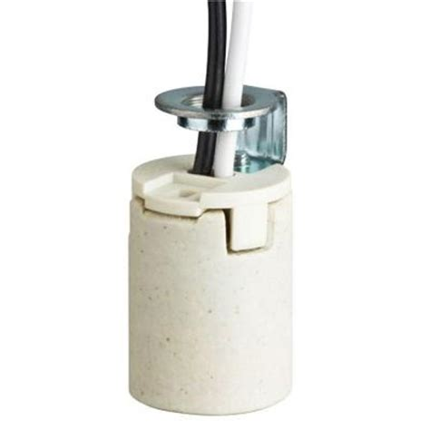 westinghouse 1 7 8 in porcelain socket 7041900 the home