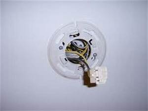 Fitting A New Light To Old Wiring Can I Replace A Smoke Detector Wired Into My House