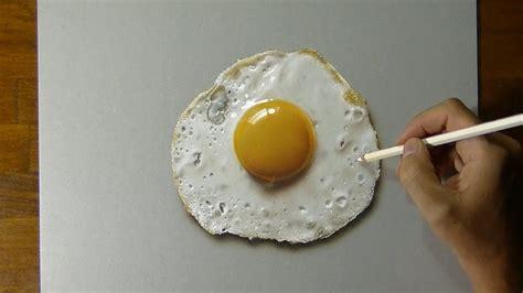 drawing   fried egg   draw  art  drawing blog