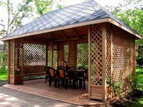 prefab kitchen islands 22 beautiful metal gazebo and wooden gazebo designs