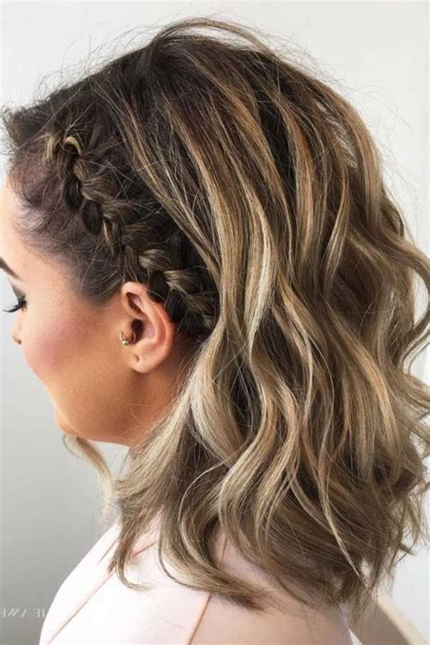 ideas  homecoming short hairstyles