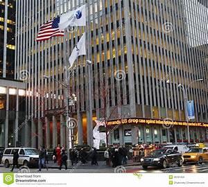 Fox News Sixth Avenue Headquarters In Midtown Manhattan ...