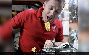 What's It Like To Eat Pudding In Space? Let This Astronaut ...