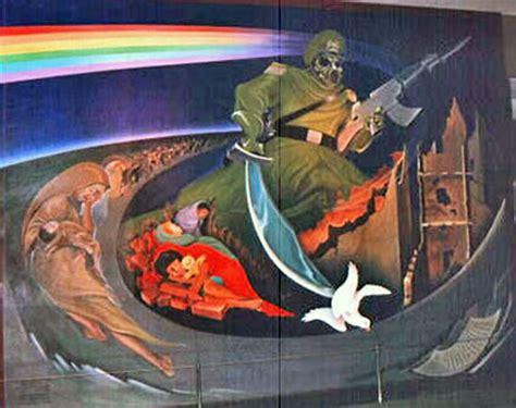 denver international airport murals illuminati the illuminati the story the symbols the lariat