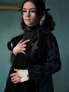 Esther Coleman (Digital Painting) by ofwonderlands on ...