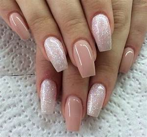 Hot pink nail art designs for girls