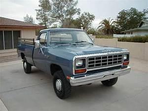 Buy Used Dodge Power Ram 4x4 2500 One Owner Survivor 19715