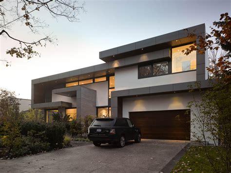 modern houses impressive modern home in toronto canada