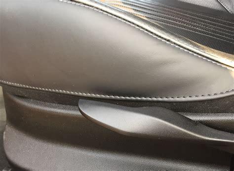 reparation siege cuir forum alfa mito réparation cuir siège conducteur