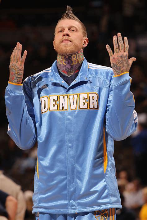 Chris Andersen Photos  Atlanta Hawks V Denver Nuggets