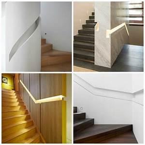 Main Courante Escalier Intérieur : main courante escalier int gr e de style moderne ~ Edinachiropracticcenter.com Idées de Décoration