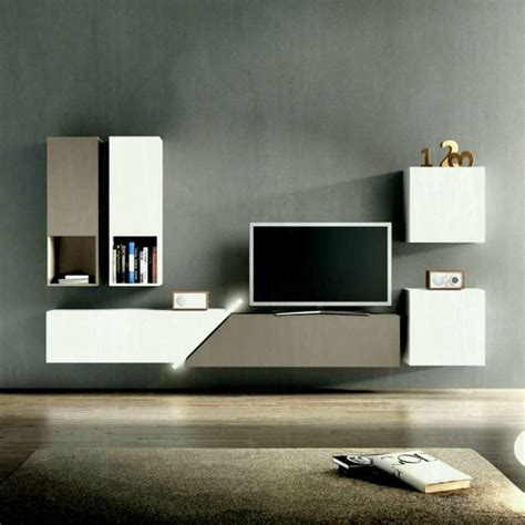 Wall Units Modular Tv Unit Designs For Living Room Italian